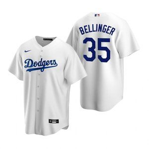 Youth Dodgers #35 Cody Bellinger Jersey